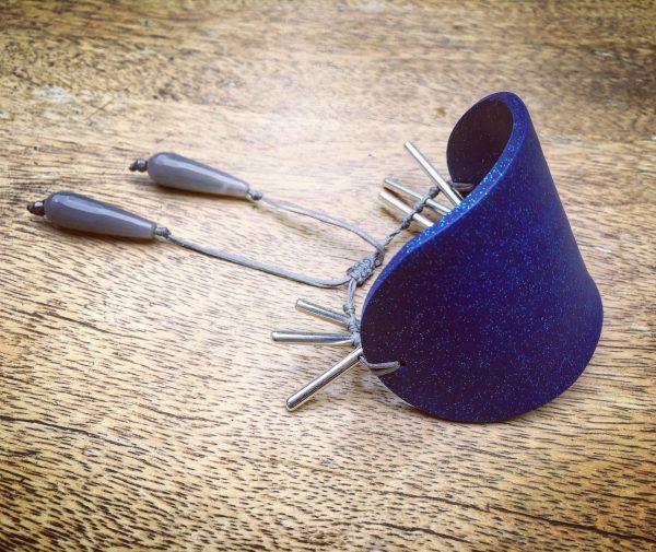 Cuff Bracelet blue