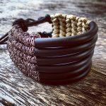 bracelet tube black 1