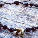 Lucky Charm 21 – Bracelet Black Evil Eye 2